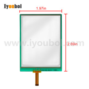 Touch Screen (Digitizer) Replacement for Symbol FR6000 FR6076