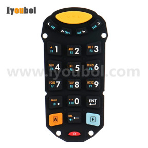21 Keys Numeric Keypad for Motorola Symbol MC1000