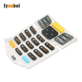 Keypad Replacement (27-Key) for Motorola Symbol MC2100, MC2180