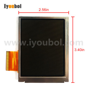 LCD with Touch Digitizer Replacement for Symbol MC50, MC5040