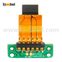 Battery Connector with Flex Cable Replacement for Symbol MC2100, MC2180