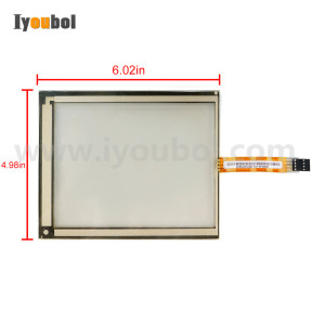 Touch Screen for Motorola  MK1200, MK1250