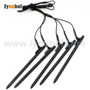 Stylus set (5 PIECES) for Motorola Symbol MC55 5590 5574 MC55A MC55A0 MC55N0