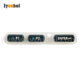Bottom Keypad (P1, P2, Enter) for Symbol WT4090