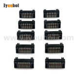 I/O Cradle Connector (16 Pins) for Symbol  FR68 series