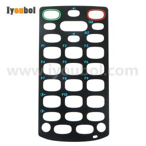 Keypad Overlay (28-Key) for Motorola Symbol MC32N0-G MC32N0-R MC32N0-S