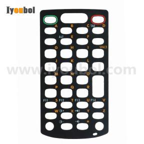 Keypad Overlay (38-Key) for Motorola Symbol MC32N0-G MC32N0-R MC32N0-S