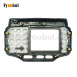Front Cover (with Power button, overlay, lens) for Symbol WT41N0