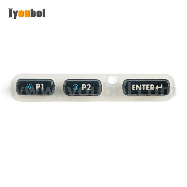 Bottom Keypad (P1, P2, Enter) for Symbol WT41N0