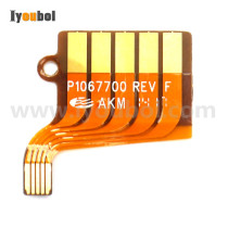 Keypad Flex Cable (P1067700) Replacement for Zebra ZQ510