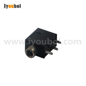 Headphone Connector (5 Pins) Replacement for Symbol MK2000, MK2046