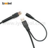 USB Cable For Zebra Motorola Symbol DS3678