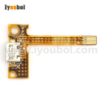 Micro USB Connector ( P1067825-101 / P1067702 ) for Zebra ZQ520