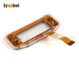 Keypad with Myler Keyswitch Replacement for Zebra QL420, QL420 Plus