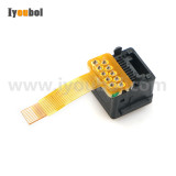 Flex Cable with Connector For Motorola Symbol LS9208