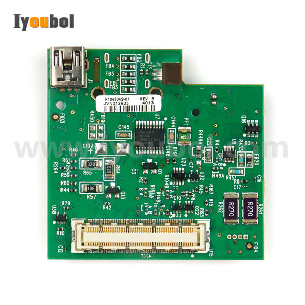 USB charging PCB ( P1045049-01) Replacement for Zebra QLN420 Mobile Printer