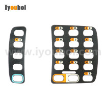 Set of Keypad Nameplate/ Overlay for Symbol WT41N0