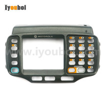 Front Cover (with Power button, overlay, lens) for Symbol WT4090