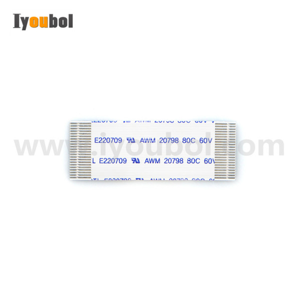 Power PCB to Motherboard Flex Cable for Honeywell MS5145