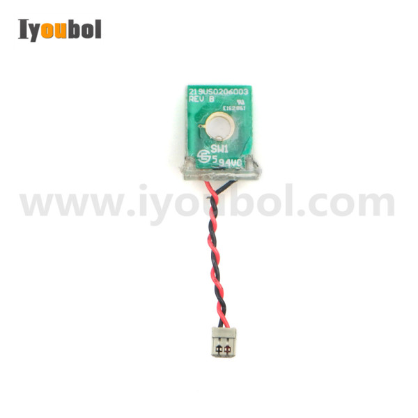 Power Switch and Power Button for Symbol WT41N0 (VOW)