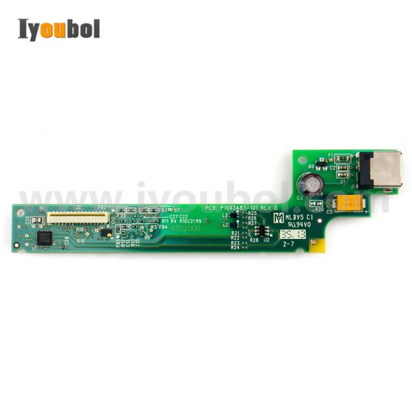 Power PCB (P1062833-02) Replacement for Zebra QLN420 Mobile Printer