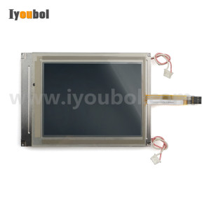 LCD with Touch (Digitizer) Replacement for Symbol MK2000, MK2046