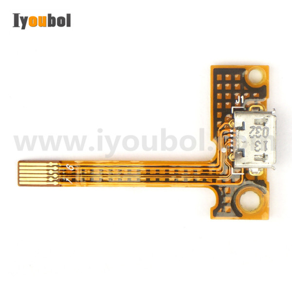 Micro USB Connector Replacement for Zebra ZQ510