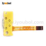 Micro USB Connector ( P1067825-101 / P1067702 ) for Zebra ZQ520