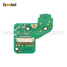 Trigger PCB with Micro USB Connector for Datalogic Skorpio X3 (FE27360)
