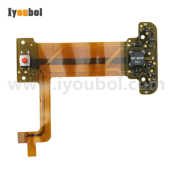 button & Speaker with Flex cable PCB For Honeywell 4580
