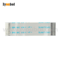 Trigger PCB to Motherboard Flex Cable for Datalogic Skorpio X3
