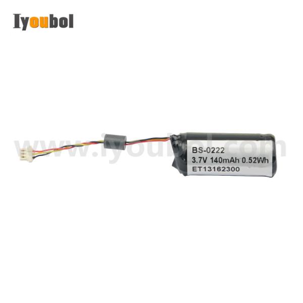 Backup Battery for Datalogic Skorpio X3 (BS-0222 3.7V 140mAh)