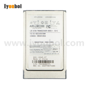 WIFI Card Replacement for Honeywell LXE MX5 MX5X
