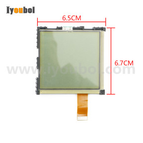 LCD Module with PCB Replacement for Honeywell LXE MX1  2335