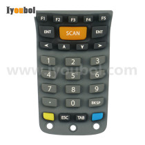 Keypad (28-Keys) Replacement for Datalogic Skorpio X3