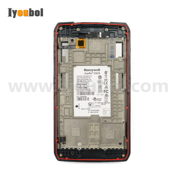 LCD Module with Touch Screen Replacement for Honeywell EDA70