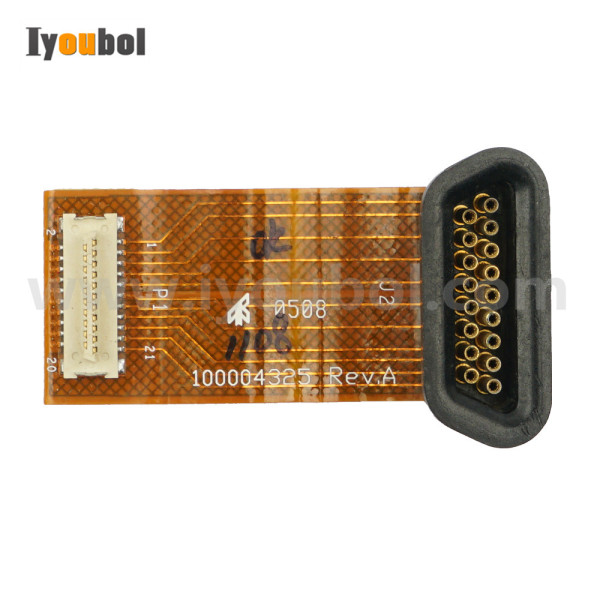 Sync & Charge Connector with Flex Replacement for Honeywell Dolphin 9550