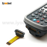 Sync & Charge Connector with Flex for Honeywell Dolphin 9900 9950