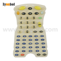 Keypad Replacement for Honeywell LXE MX5 MX5X(52-key)