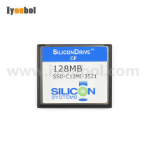 CF 128MB Card for Honeywell LXE MX3X