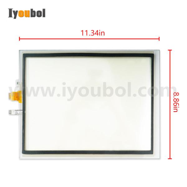Touch Screen (Digitizer) Replacement for Intermec CV61