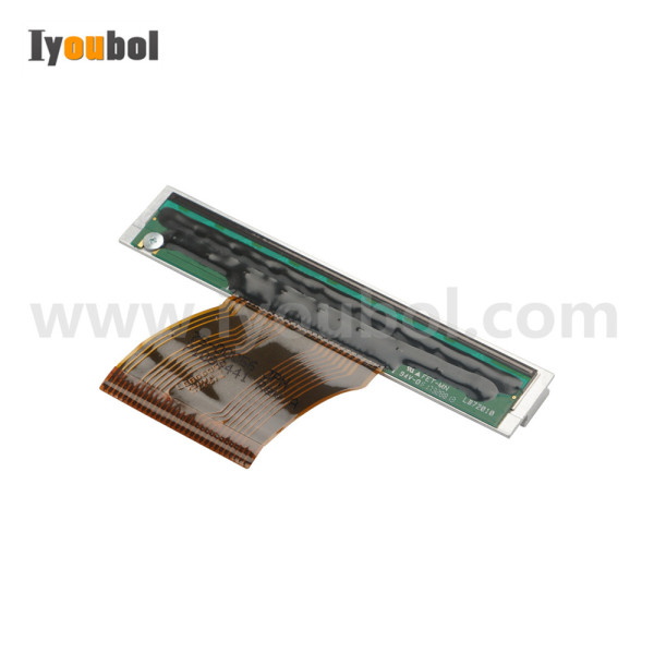 Print Head with flex cable Replacement for Zebra ZQ320