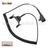 MC75 MC70 Cable (CL17611-2) for Zebra QLn420 Printer