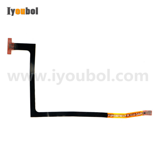 Peeler Bail with Label Present Sensor Flex Cable Replacement for Zebra P4T