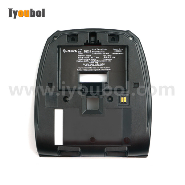 Back Cover Replacement for Zebra ZQ320 ZR328