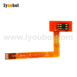 SIM Connector with flex cable (CL18646-1) Replacement for Zebra P4T