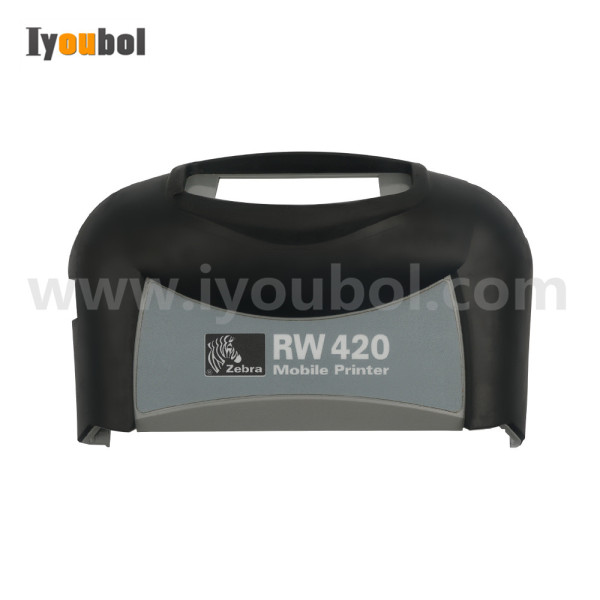 Front Cover Replacement for Zebra RW420
