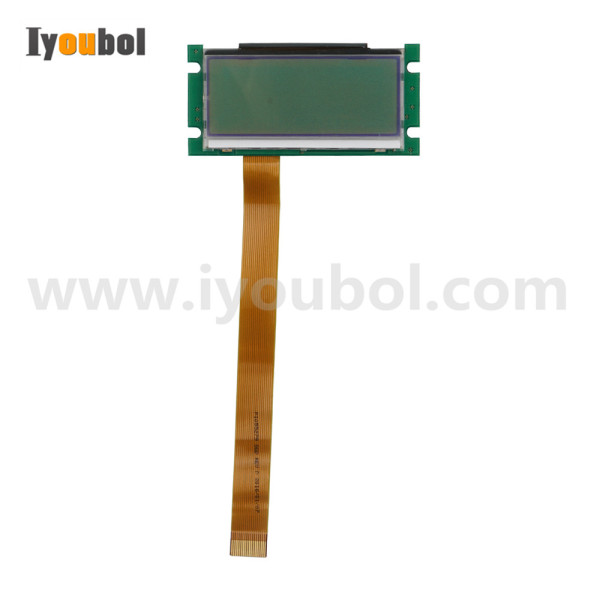 LCD Module with Flex Cable Replacement for Zebra RW420