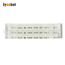 Flex Cable for Keyswitch PCB Zebra EM220II