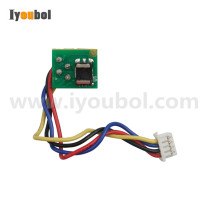 switch PCB with Cable Replacement for Zebra ZQ320 ZR328